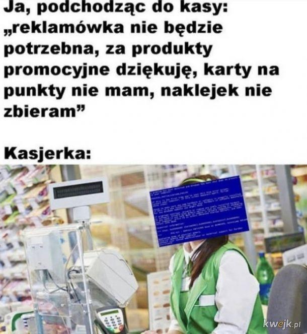Error Kasjerki