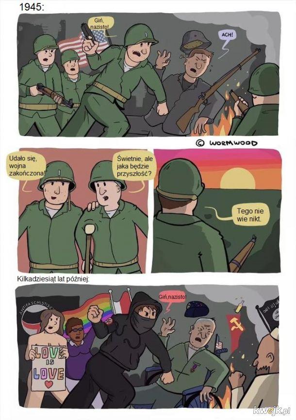 To tylko szmrana propaganda