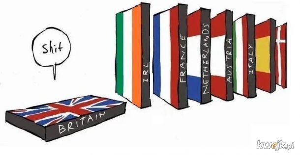 """""""Po Anglii wystapia inne kraje! Zobaczycie efekt domina!"""""""