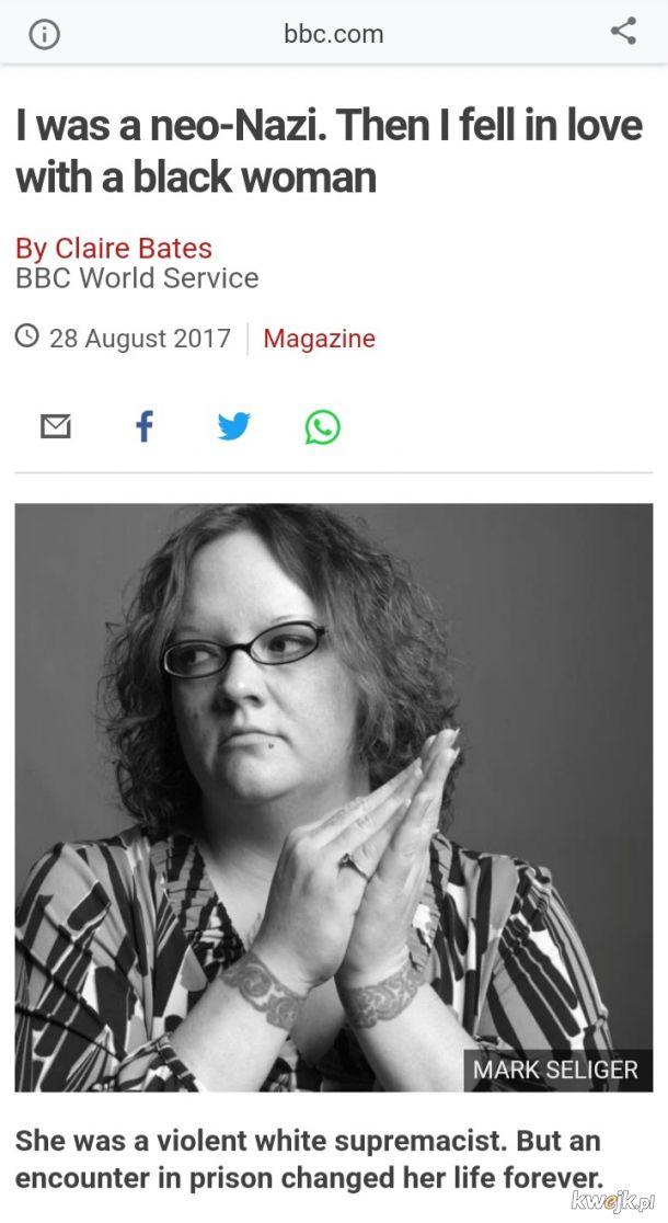 Czy da się wkurzyć homofobów i rasistów jednocześnie?