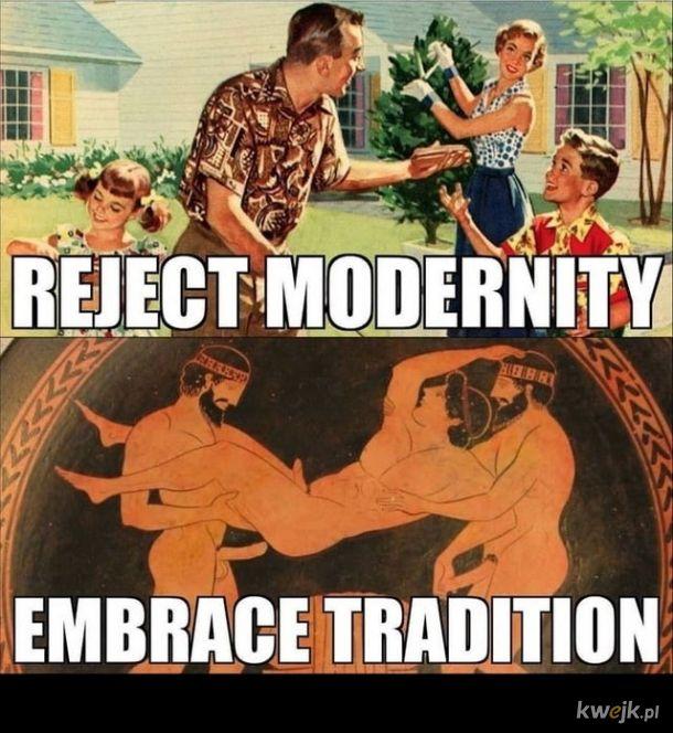 Tradycja rzecz święta