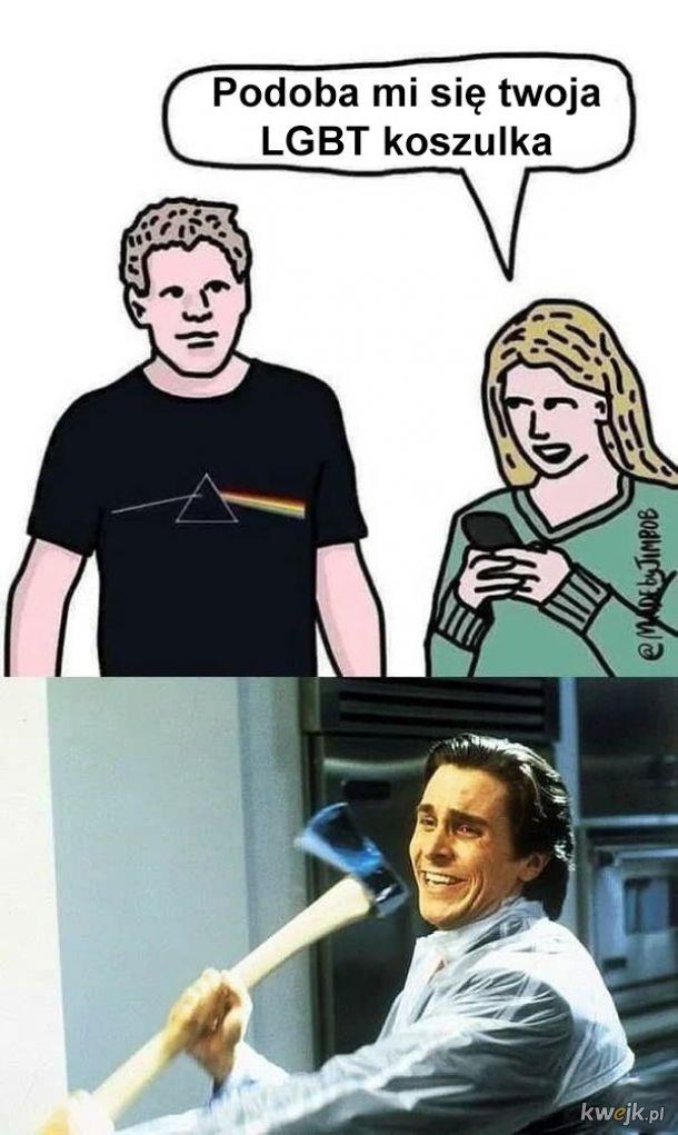 Koszulka LGBT
