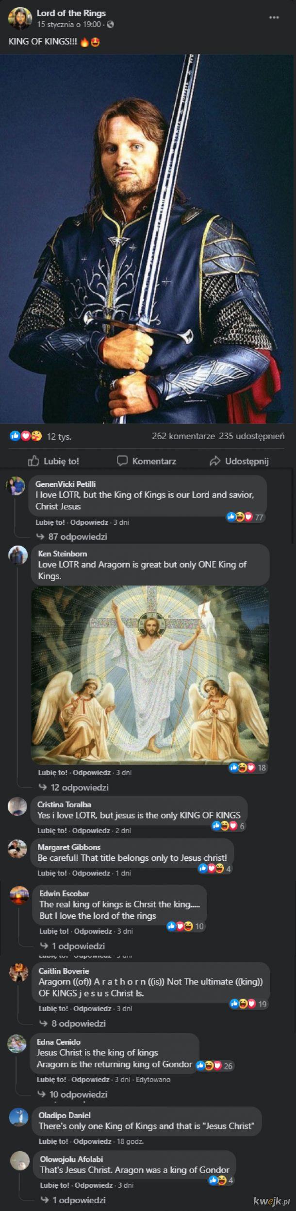 Kiedy chrześcijaństwo wejdzie za mocno