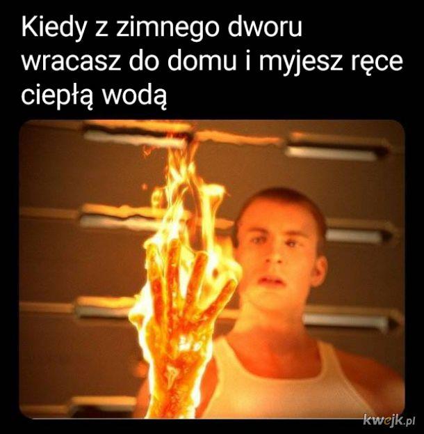 Płoną