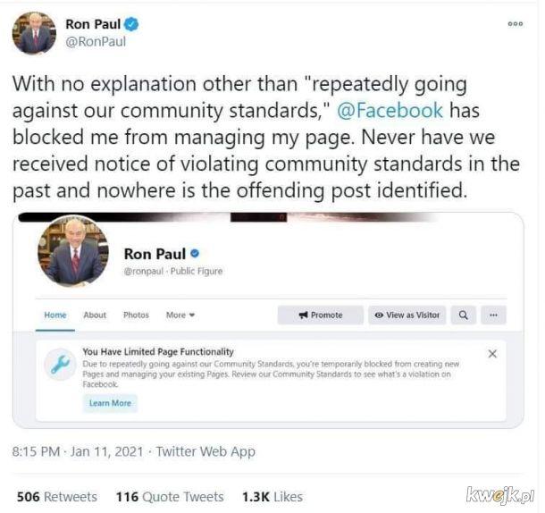Tak działa wolny rynek, Ron