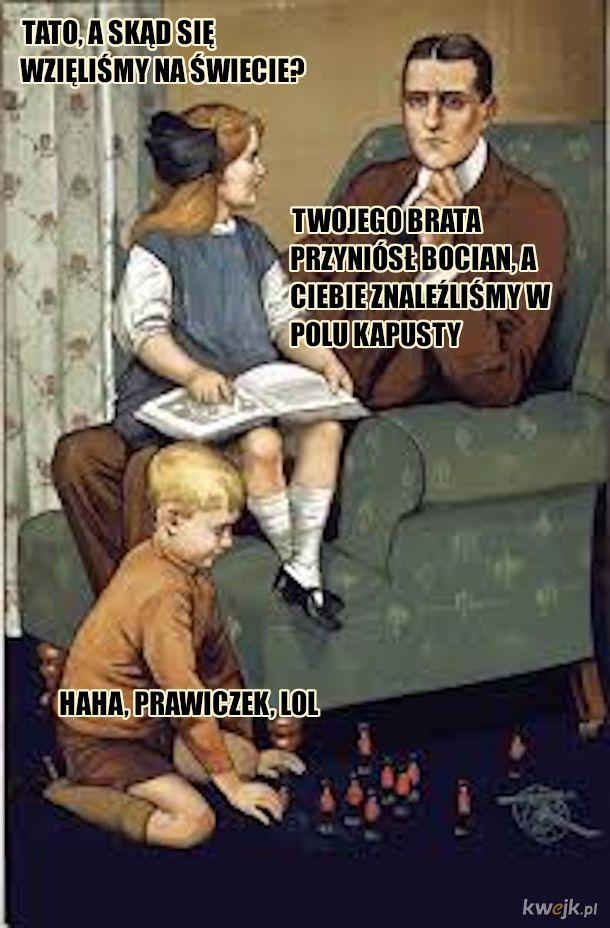 Skąd się biorą dzieci