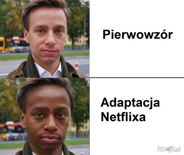 Adaptacja Netflixa
