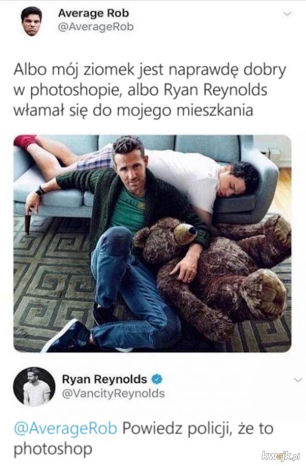 To na pewno photoshop