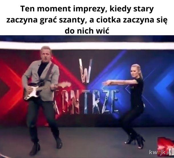 Typowe polskie pochlejparty