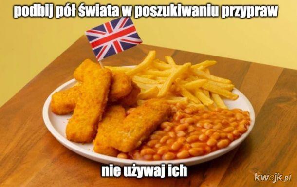 Tymczasem Wielka Brytania