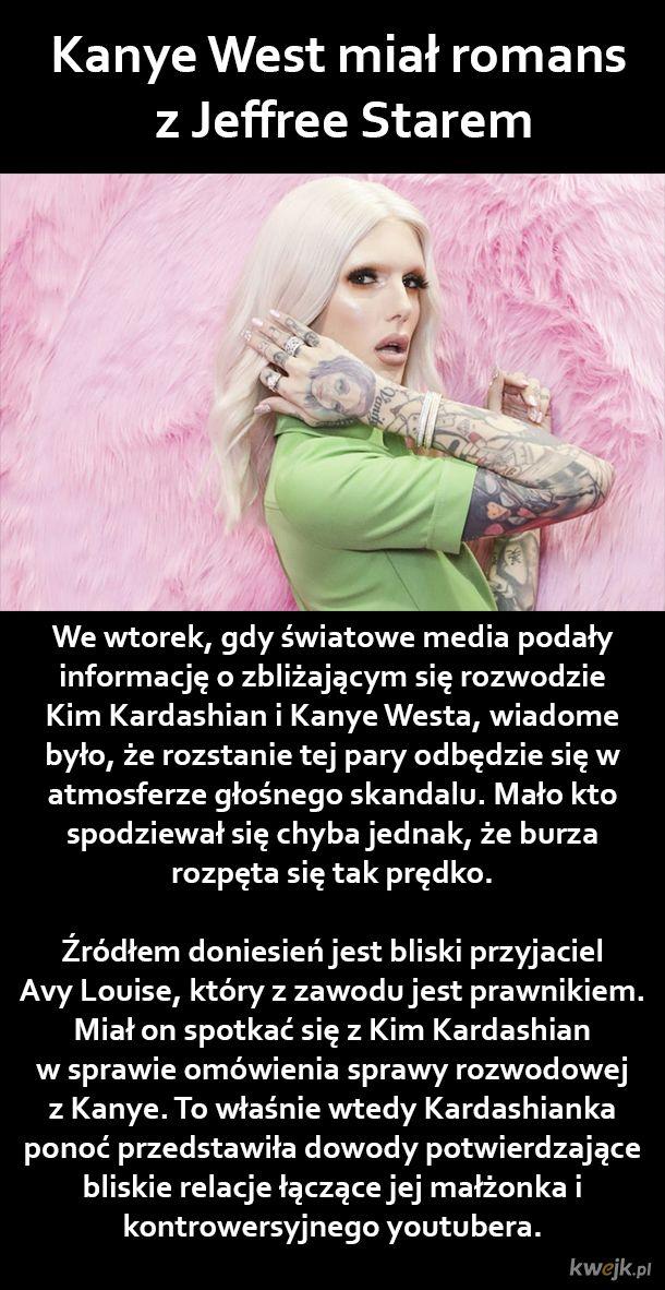 Rozwód Kim Kardashian i Kanye Westa