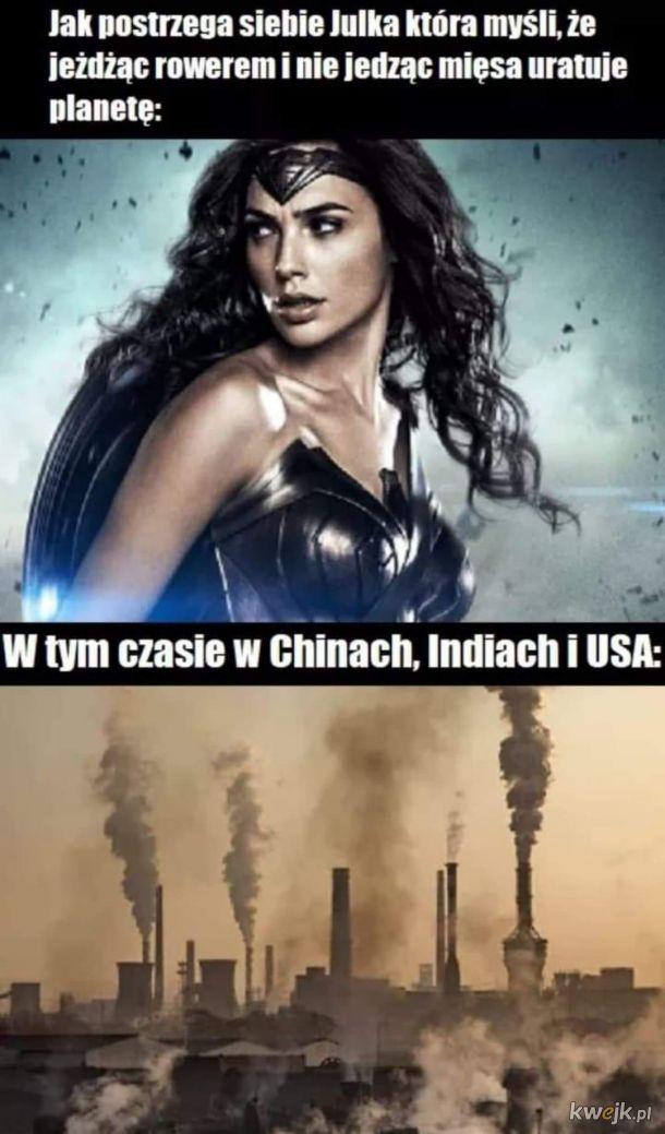 Tymczasem Chiny nie próżnują