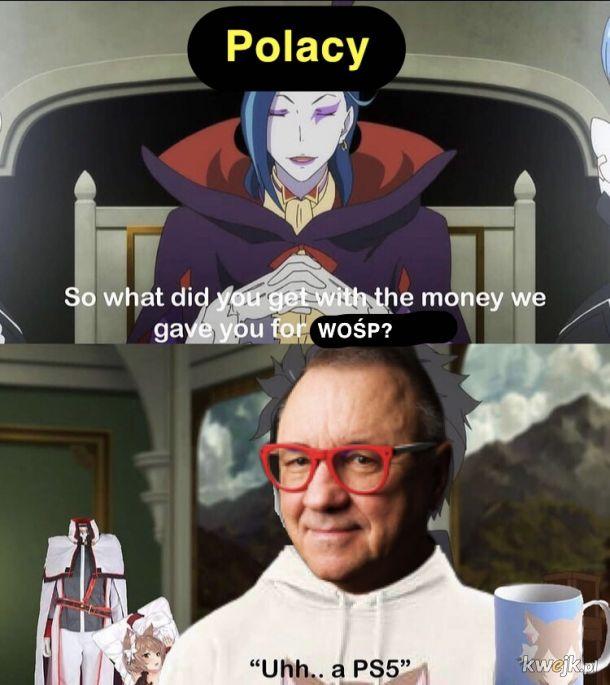 Oblicze Owsiaka