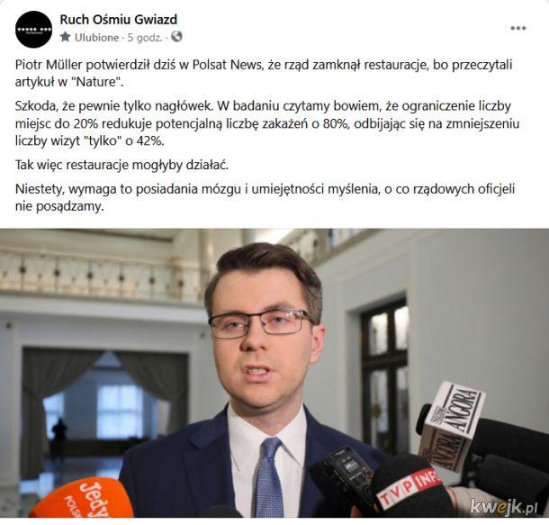 Dobrze że chociaż artykuł z Nature a nie z NaszDziennik