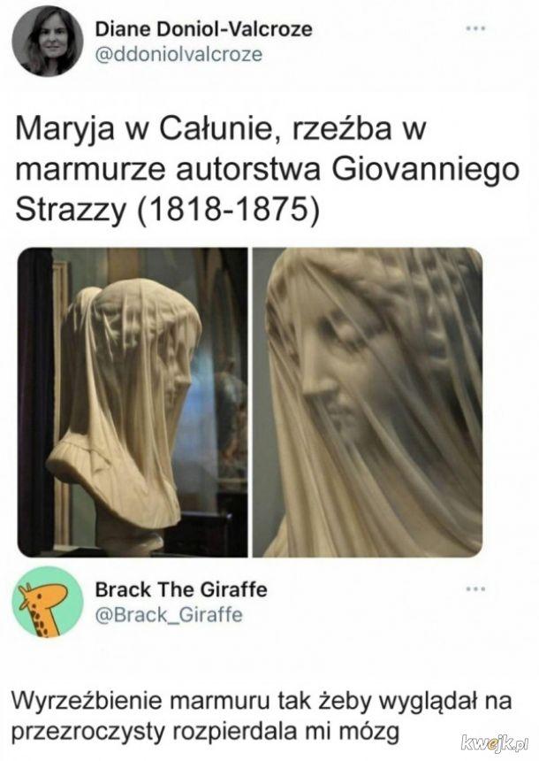 Rzeźbienie marmuru