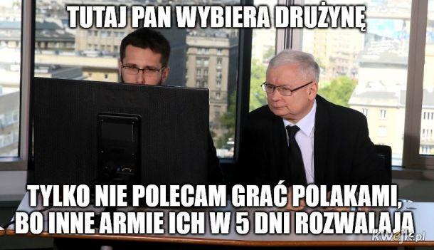 """Gra zwana """"Stan polskiej armii"""""""