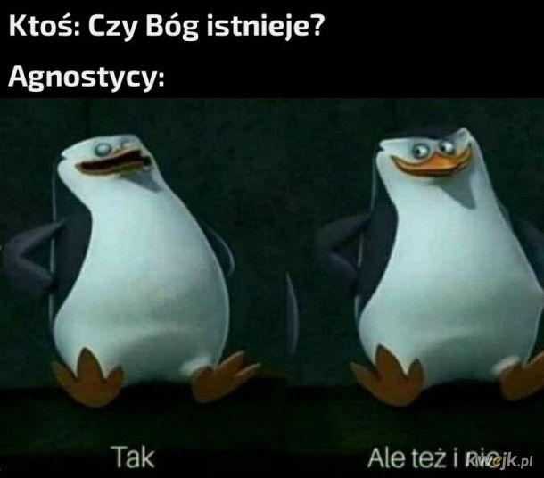 Agnostycy