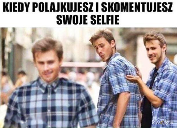 Twoje selfie