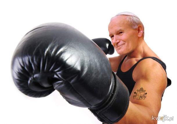 Jan bokser drugi