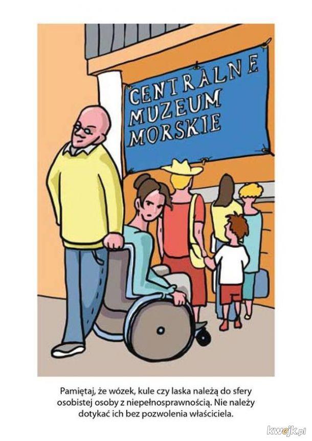 Poradnik savoir-vivre: jak zachować się wobec osób niepełnosprawnych, obrazek 19