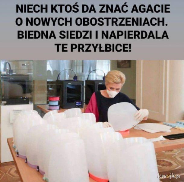 Biedna Agatka