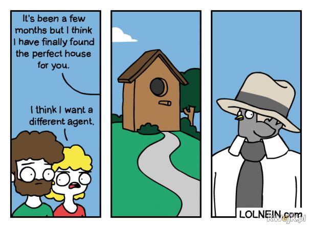 Agent nieruchomosci