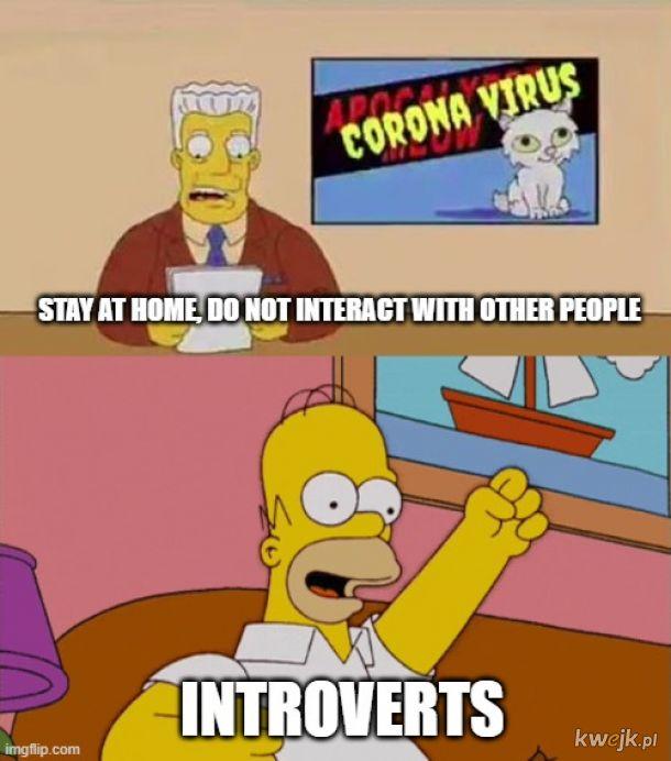 Introwertycy tacy sa