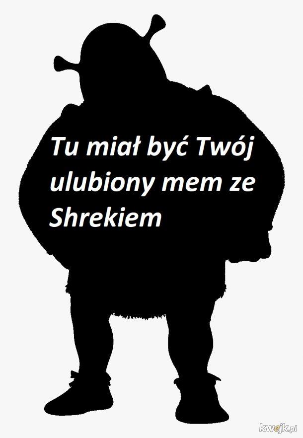 Kocham Shreka