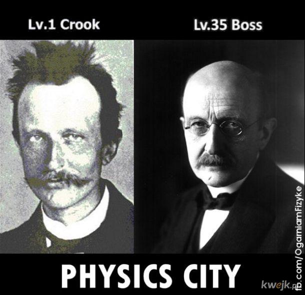 Fizyka na Maxa