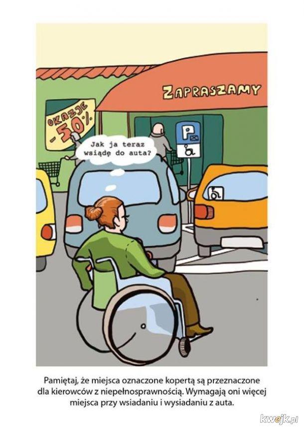 Poradnik savoir-vivre: jak zachować się wobec osób niepełnosprawnych, obrazek 16
