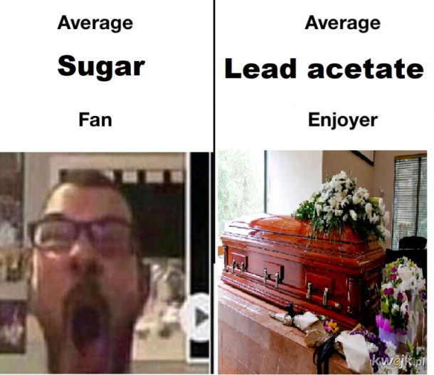 Cukier ołowiany mmmm