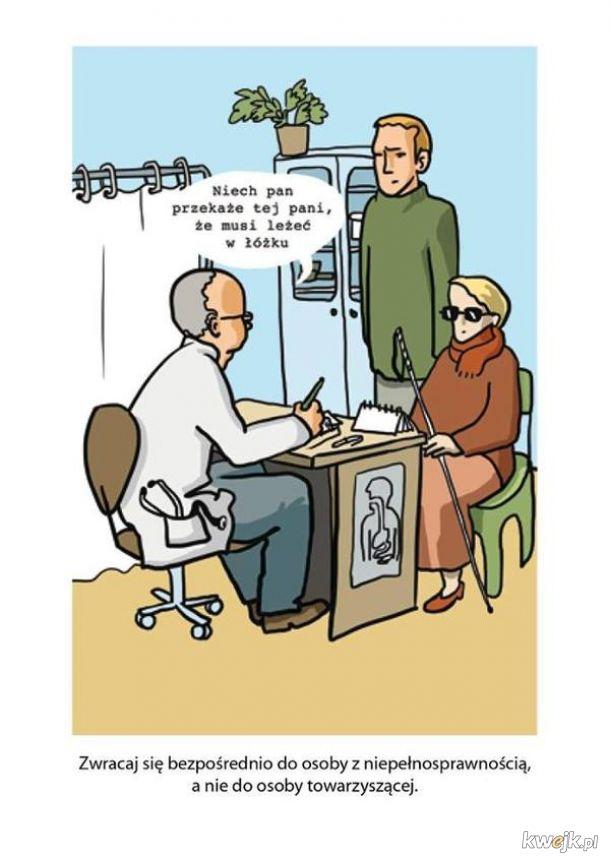 Poradnik savoir-vivre: jak zachować się wobec osób niepełnosprawnych, obrazek 7