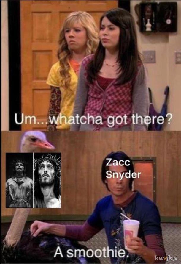 Joker jako Jezus