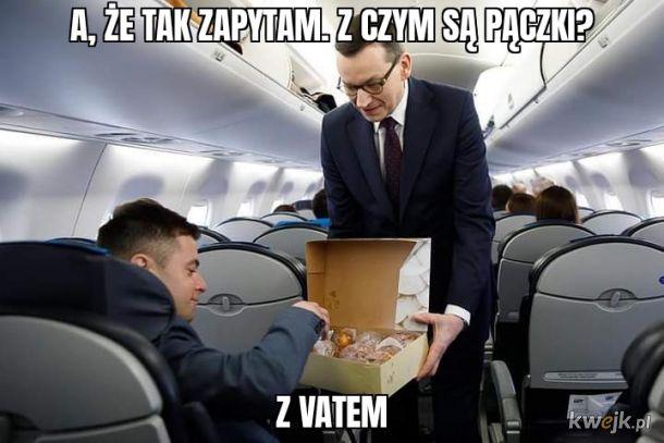 Memy o Tłustym Czwartku!