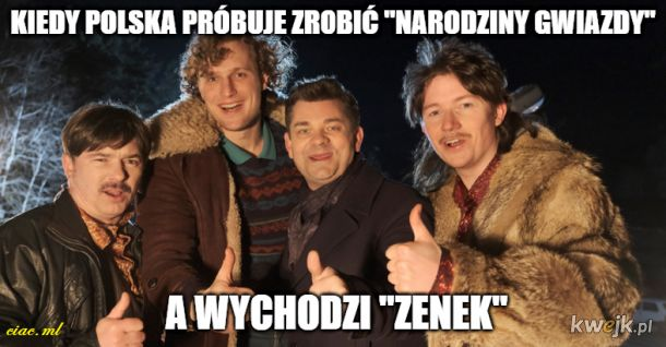 HIT Zenek. Kiedy Polska robi Zenka