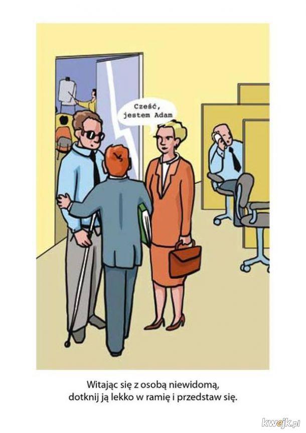 Poradnik savoir-vivre: jak zachować się wobec osób niepełnosprawnych, obrazek 3