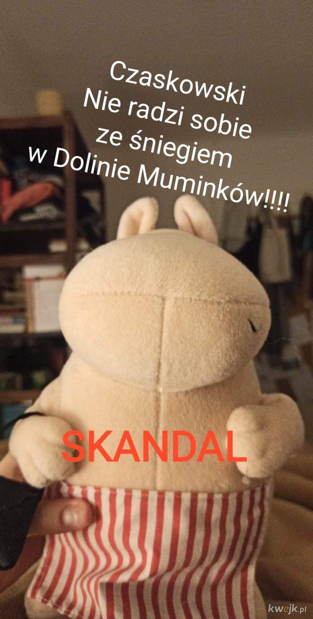 Czaskowski Skandalista