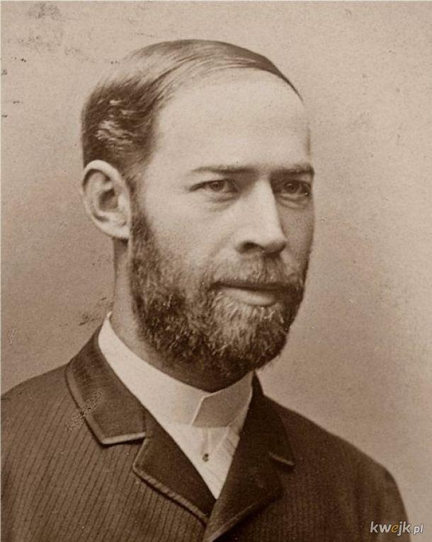 164 lata temu urodził się Heinrich Hertz