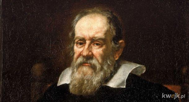 Dziś mija 457. rocznica urodzin Galileusza