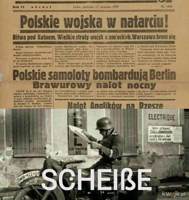 Niemcy zazdroszczą nam.....a z resztą nie chce mi sie wymyślać tych kłamstw