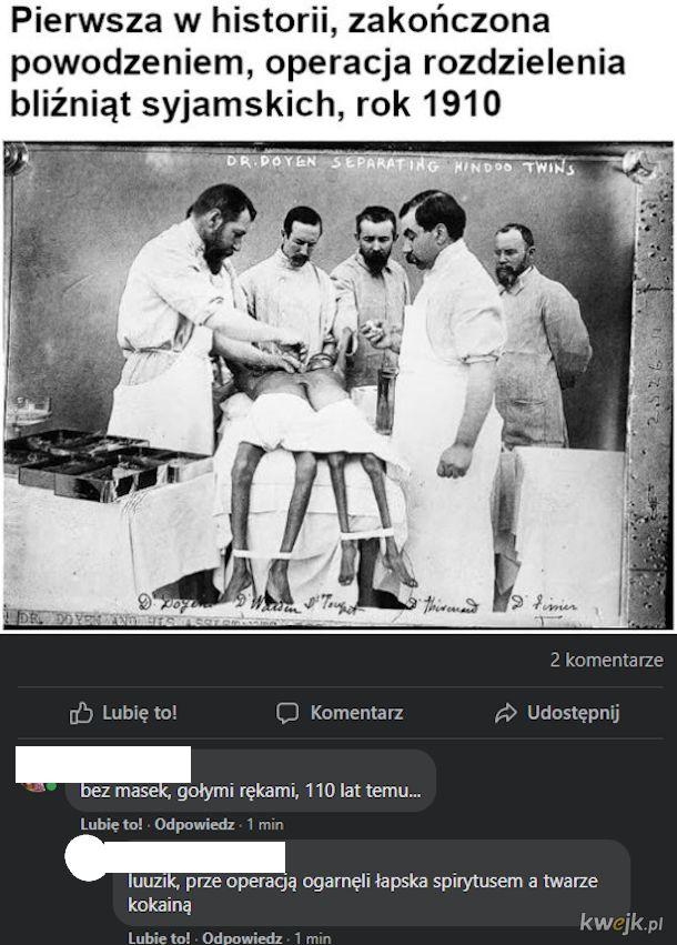 Kiedyś to była medycyna