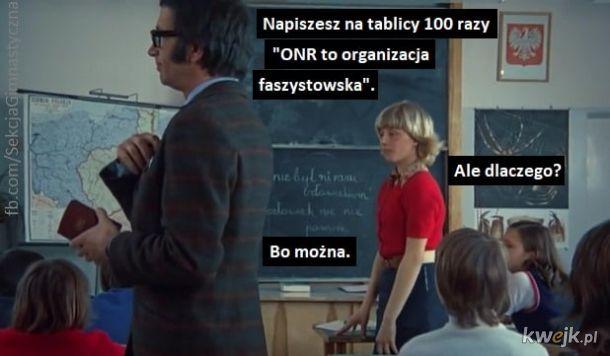ONR TO ORGANIZACJA FASZYSTOWSKA