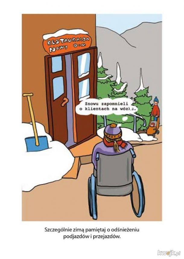 Poradnik savoir-vivre: jak zachować się wobec osób niepełnosprawnych, obrazek 8