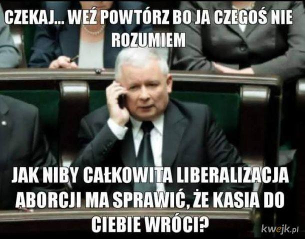 Krzysztof ma żal?