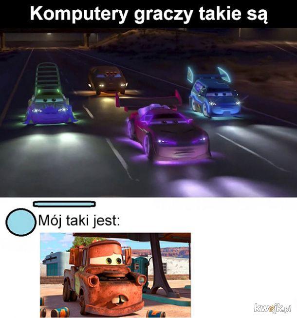 Komputery graczy