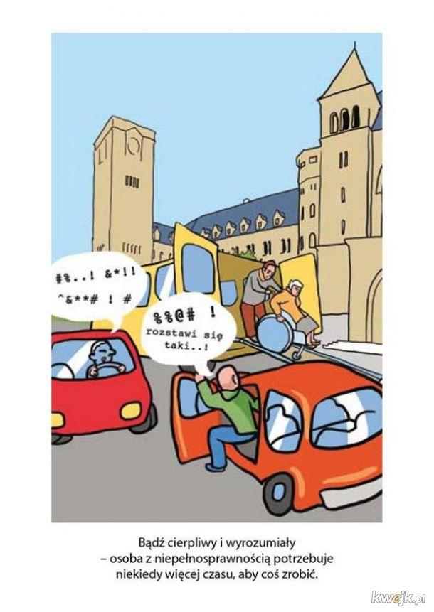 Poradnik savoir-vivre: jak zachować się wobec osób niepełnosprawnych, obrazek 11