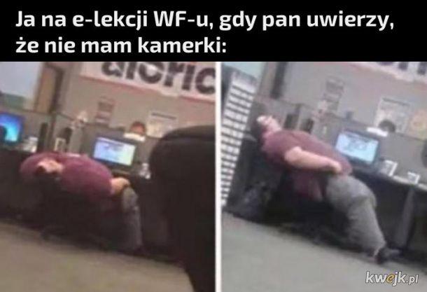 Lekcja WF-u