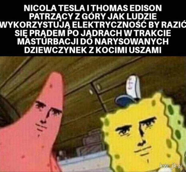 Tesla i Edison