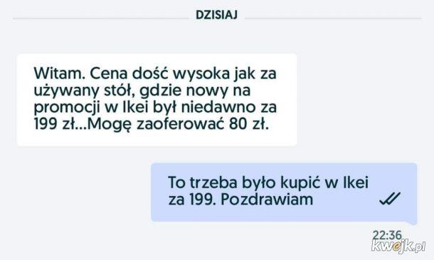 Janusze OLX