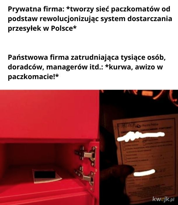 Brawo dla Poczty Polskiej!